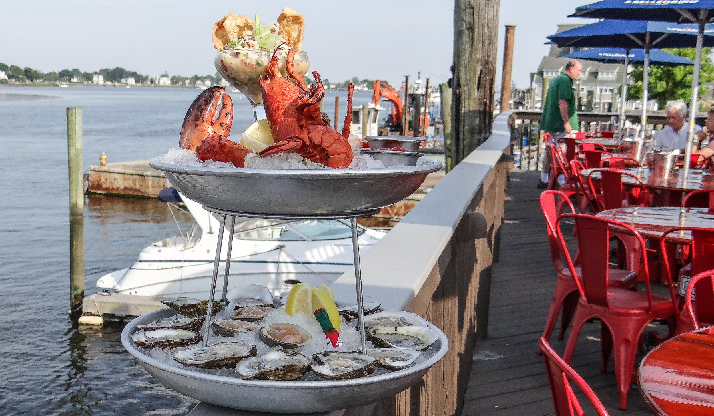 Sono Seaport Seafood Reopens Iconic