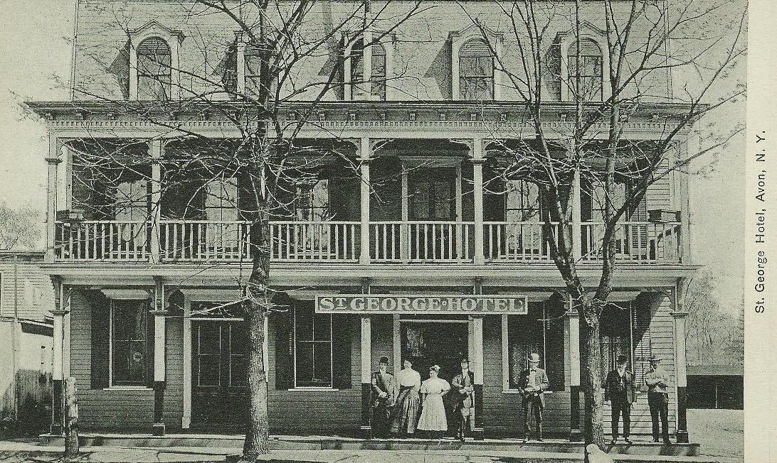 St. George Hotel - Genesee St.