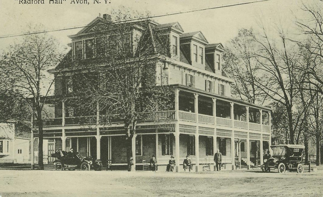 Radford Hall - Village Circle