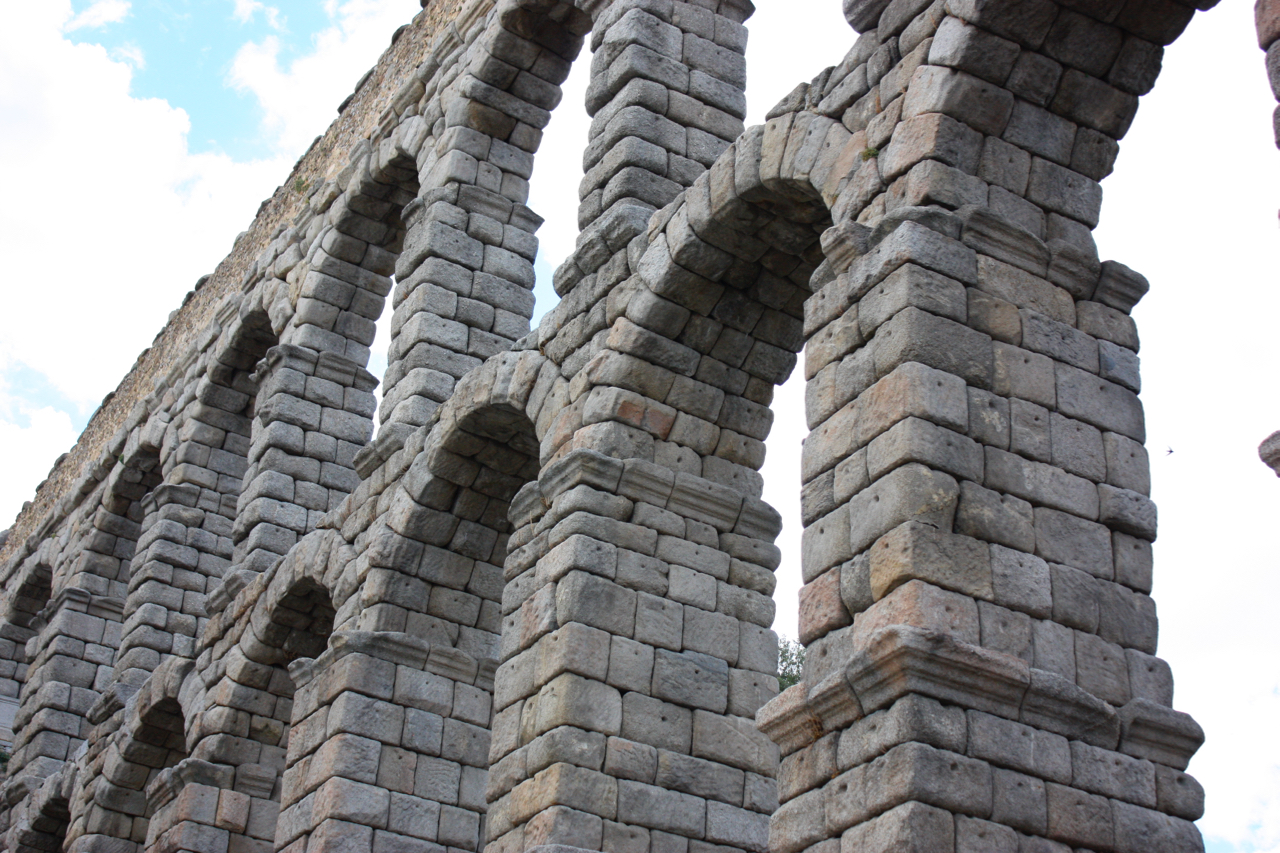 Segovian akvedukti