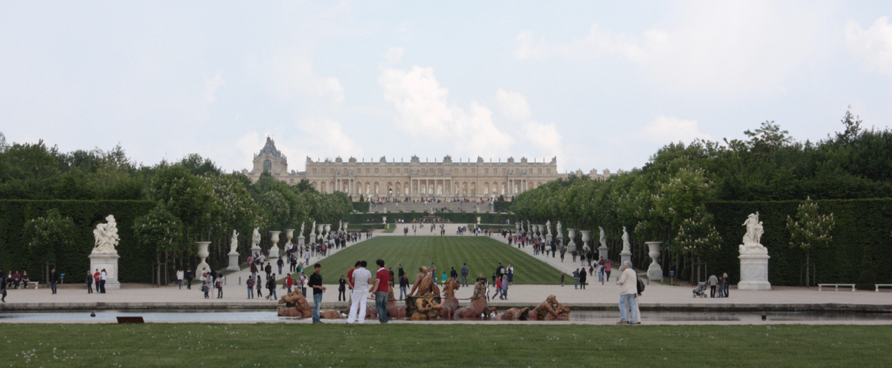Versaillesin puisto