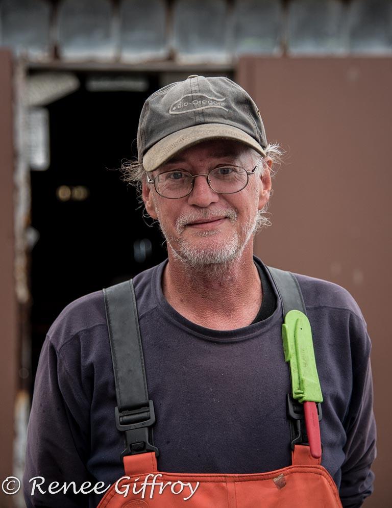 Hatchery Worker, Sitka, AK