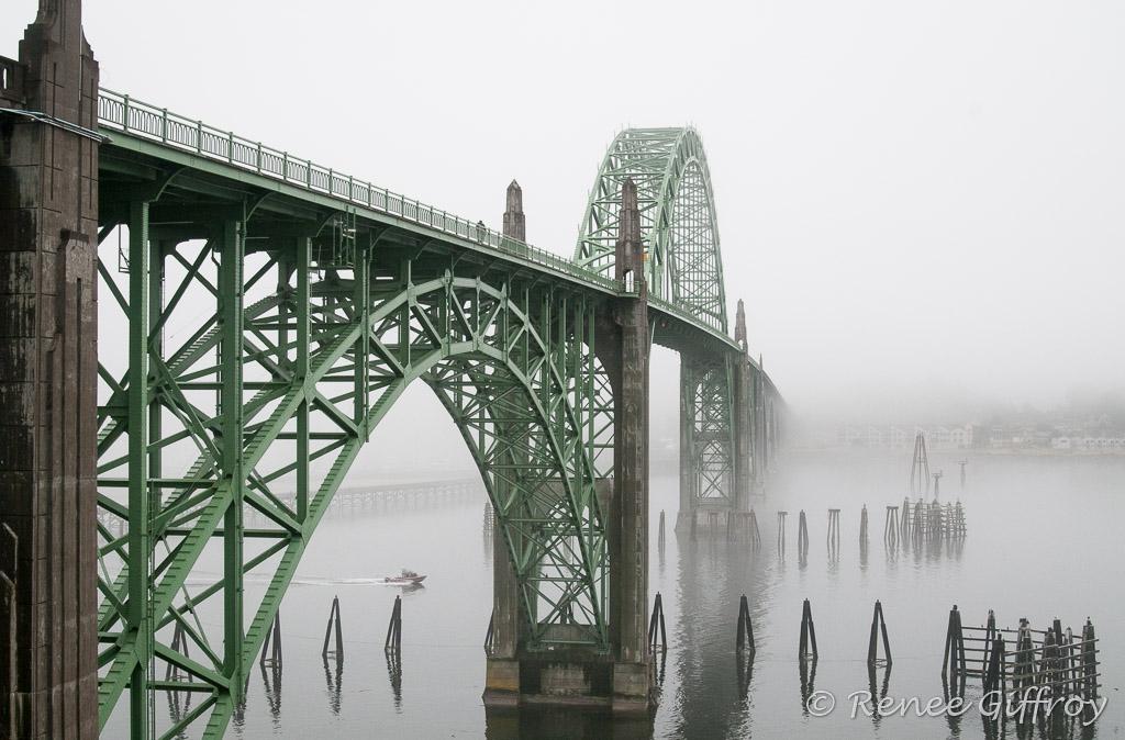 Yaquina Bay Bridge, Newport, OR