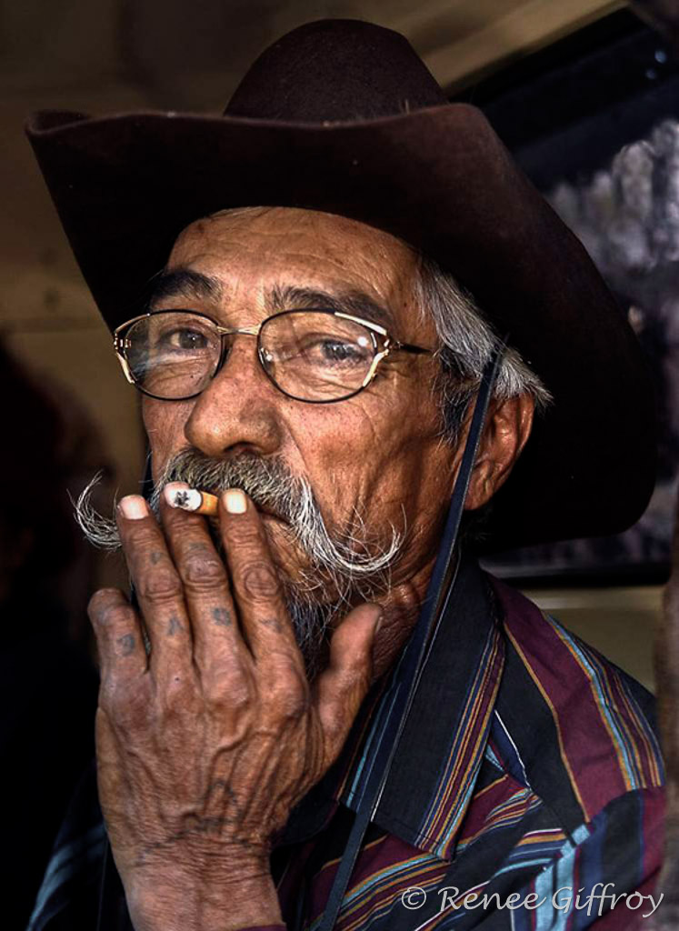 Cowboy, New Mexico
