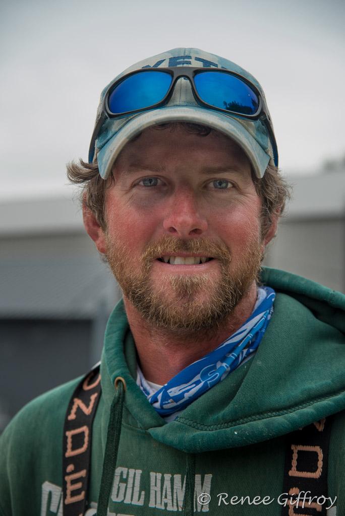 Salmon Fisherman, Sitka, AK