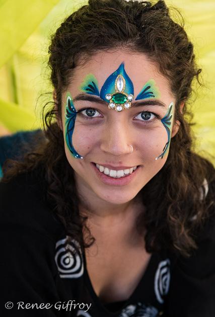 Face Painting Artist, Albuquerque, NM