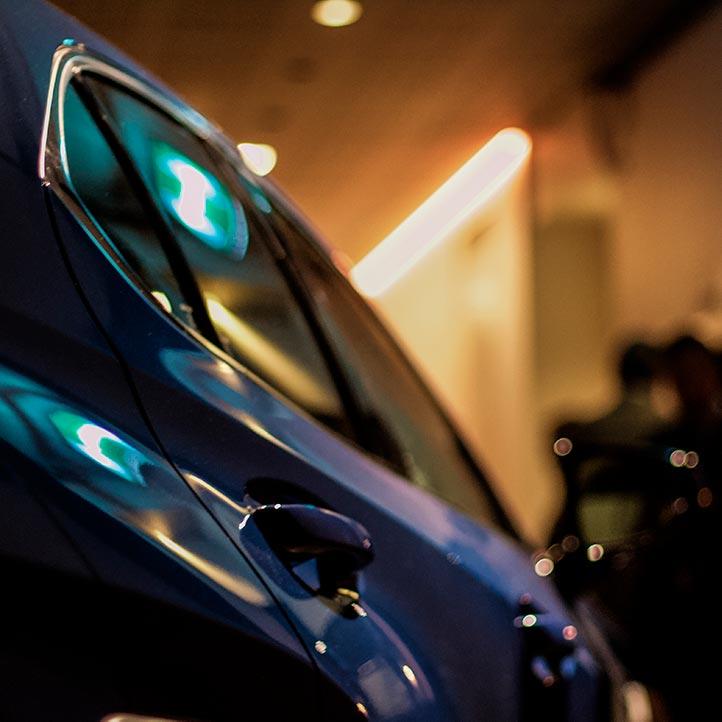 På Gamle Museet får du en flott ramme til lanseringen av ditt produkt. Det er stort nok til å kjøre inn biler til presentasjonen.