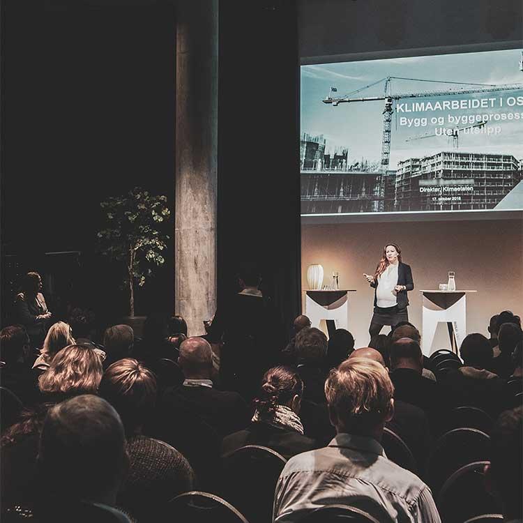 Konferanselokaler i Oslo med skreddersydde løsninger