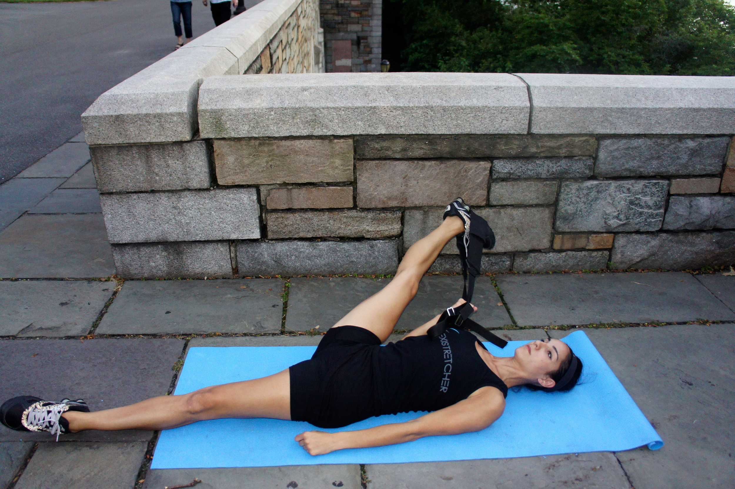 ballet stretches for cyclists