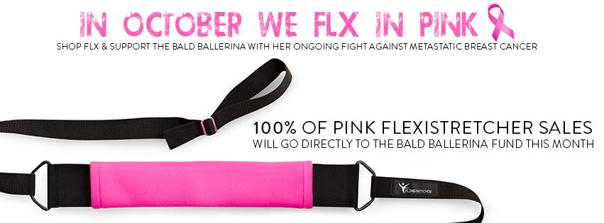 Pink Flexistretcher Donation