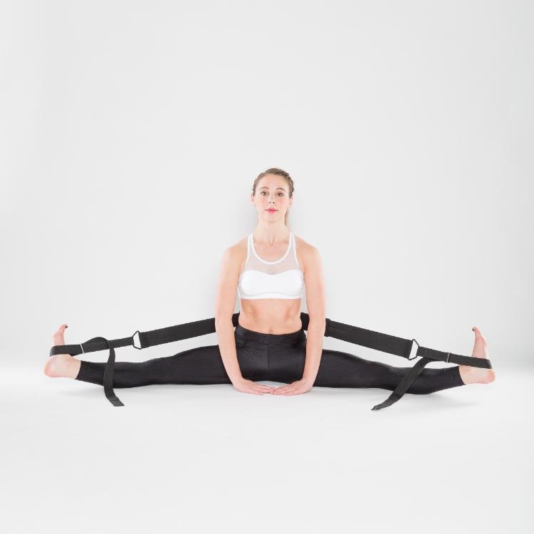 Wide Leg Forward Fold