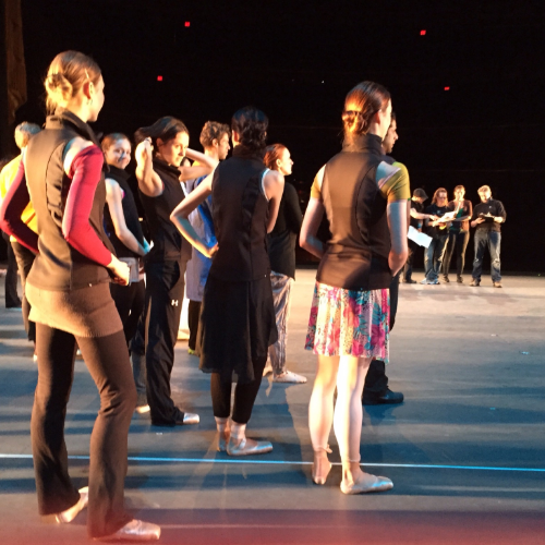 American Ballet Theatre Odile Vest