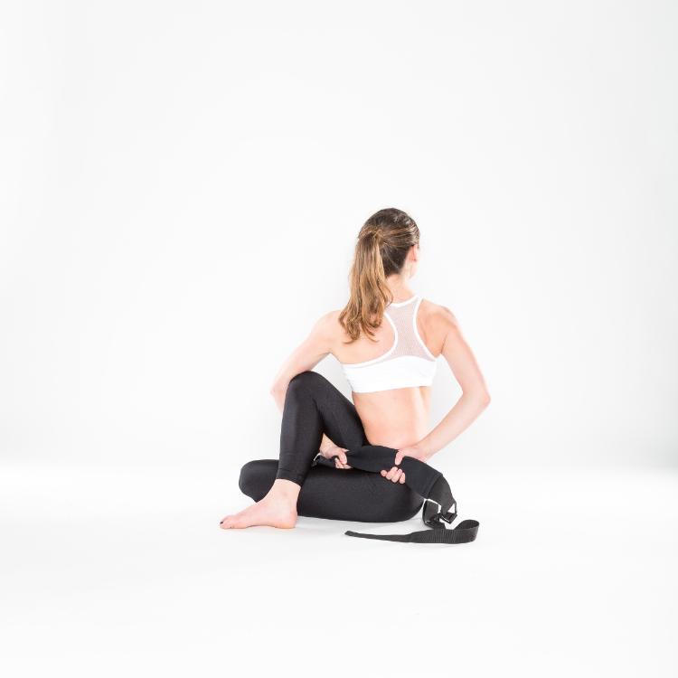 Rein Short Seated Spinal Twist