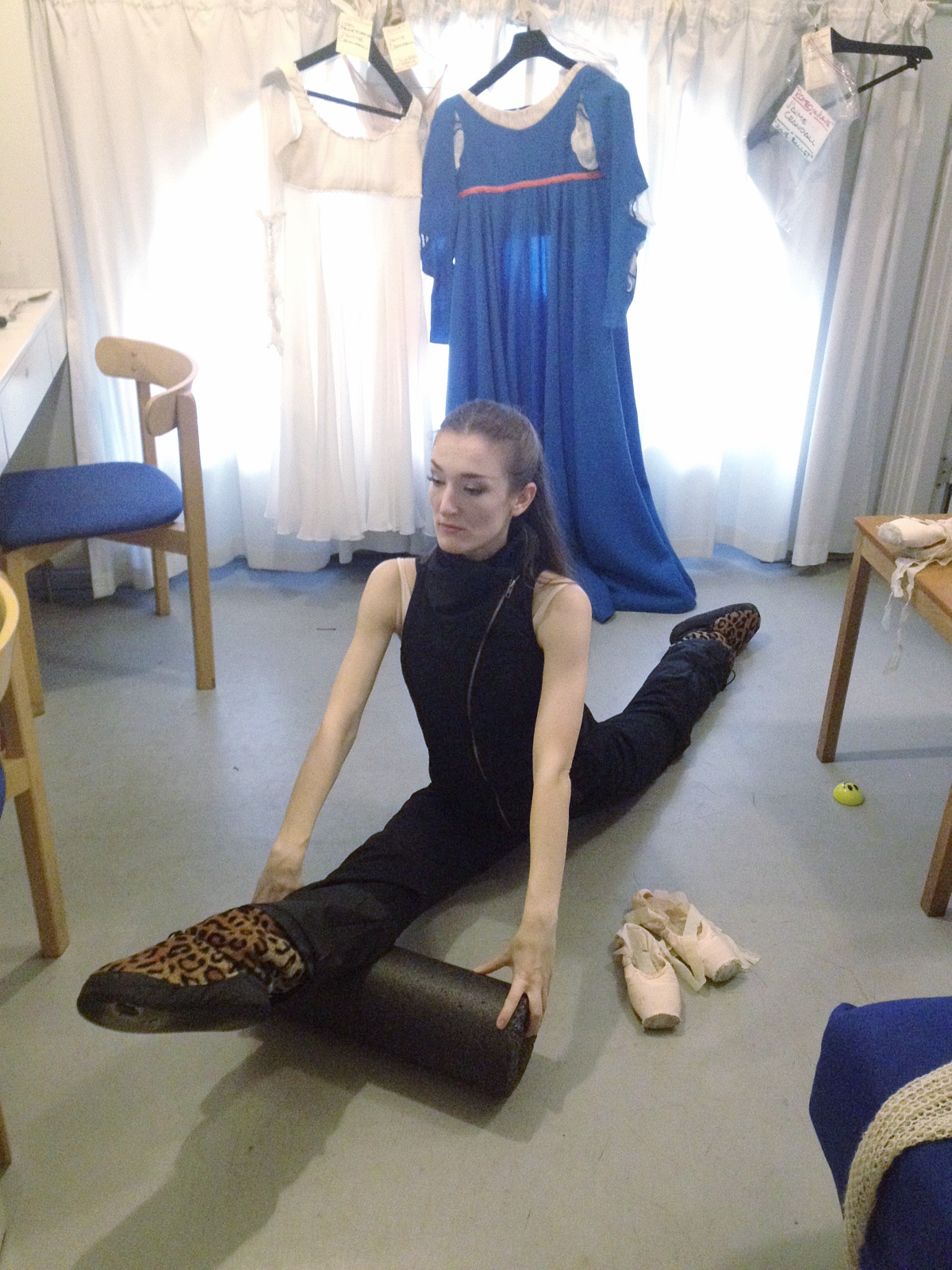 JULIET. Merde to #JaimeCrandall on her premiere as Juliet with the #RoyalDanishBallet // #OdileVest #Ballerina #Stretch #Fashion #Style