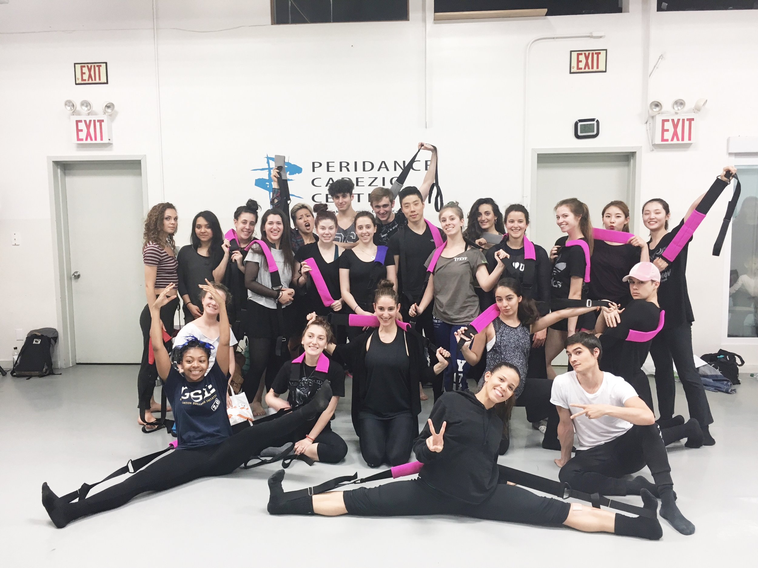 Peri Dance Capezio Dance Center