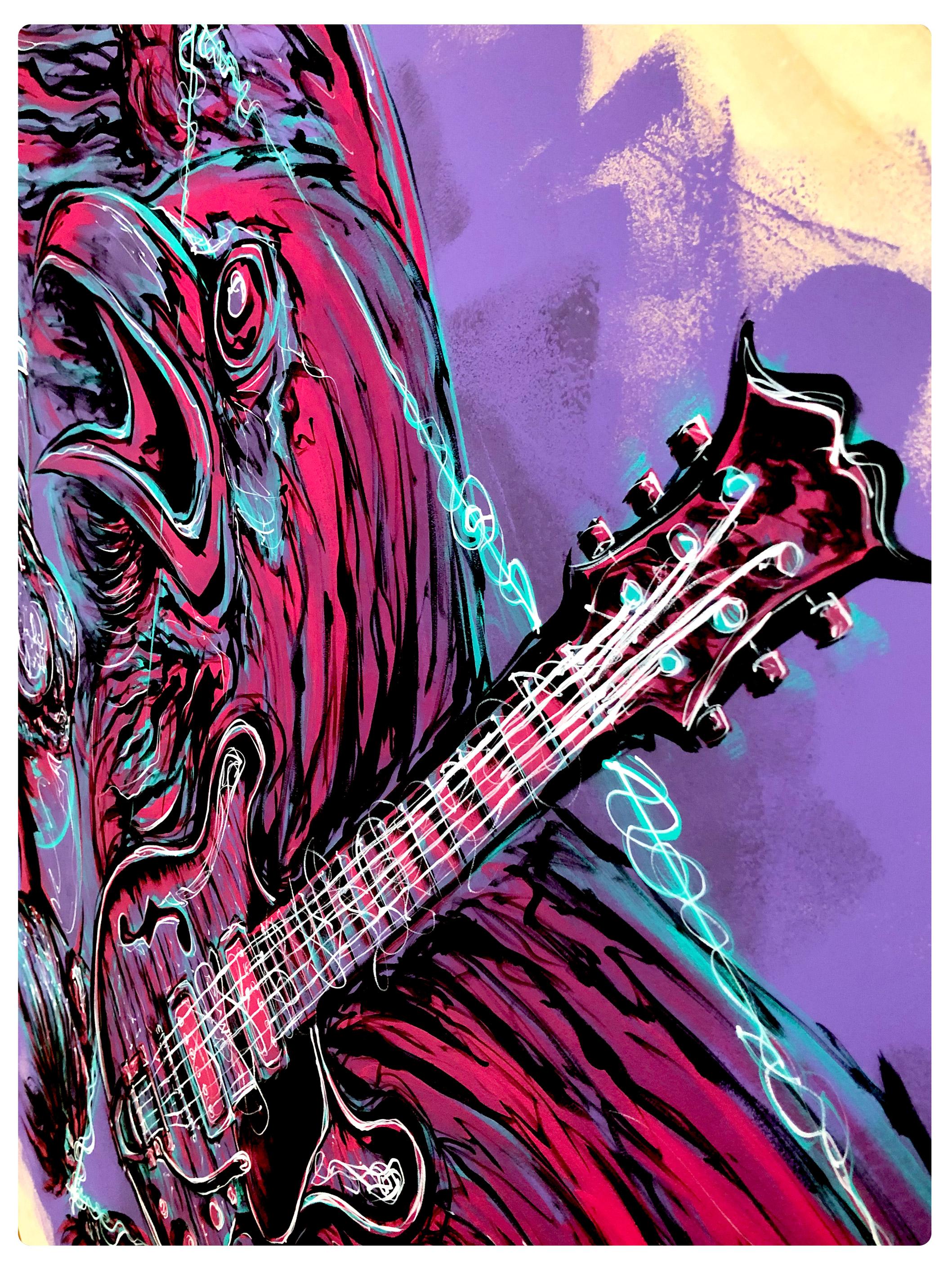 Art by Shane Acuff