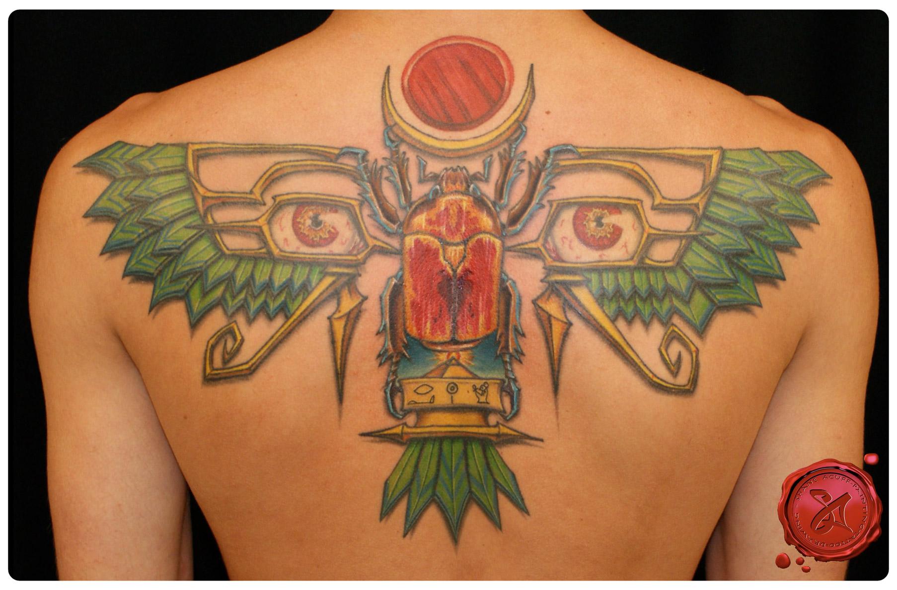 Tattoo by Shane Acuff