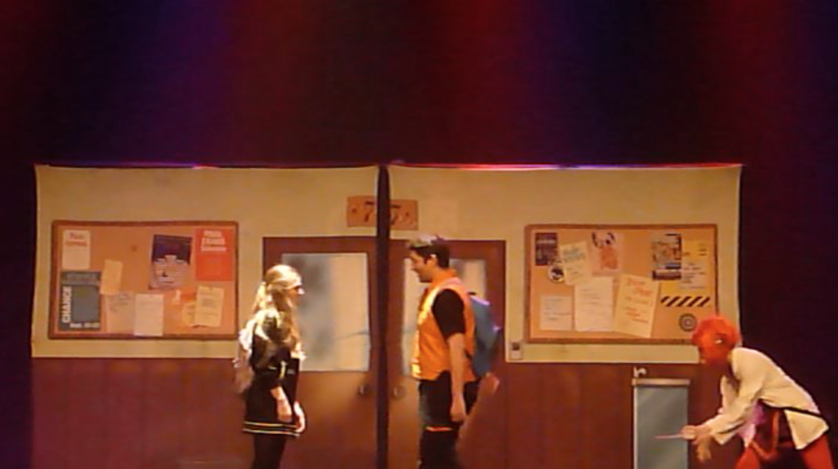 THE TIME MACHINE - Joy as Laurie - Directed by: Facundo Di Stefano - Original Play by: Artspot Entertainment