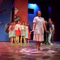 Joy in West Side Story at Avila University