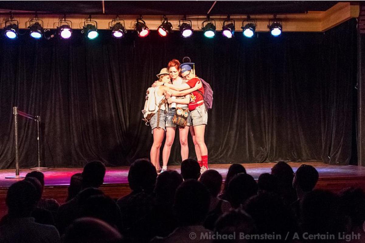 Joy in Magic Kingdom - Tiny Rhino Productions - Littlefield stage,  Brooklyn NY - Directed: Margaret Grace Heem - Playwright: Alexandra  Tanner