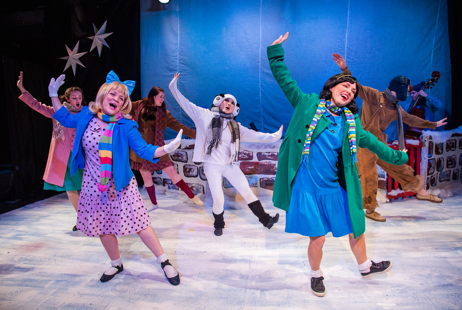 2018: A Charlie Brown Christmas - Performed at The Secret TheatreREVIEW & GALLERY