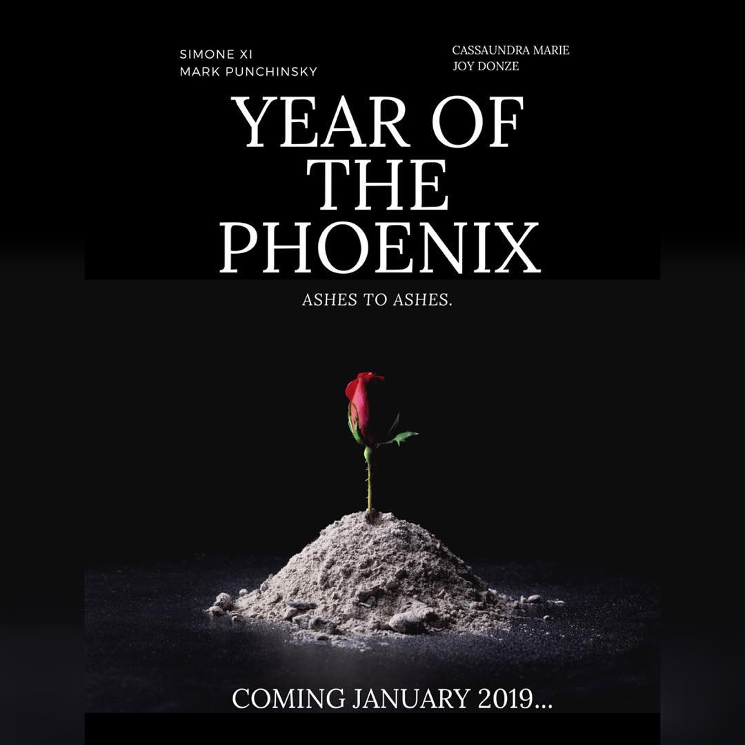 2019: Year of the Phoenix - Performed as part of The Act One: One Act Festival 2019 with The Secret Theatre