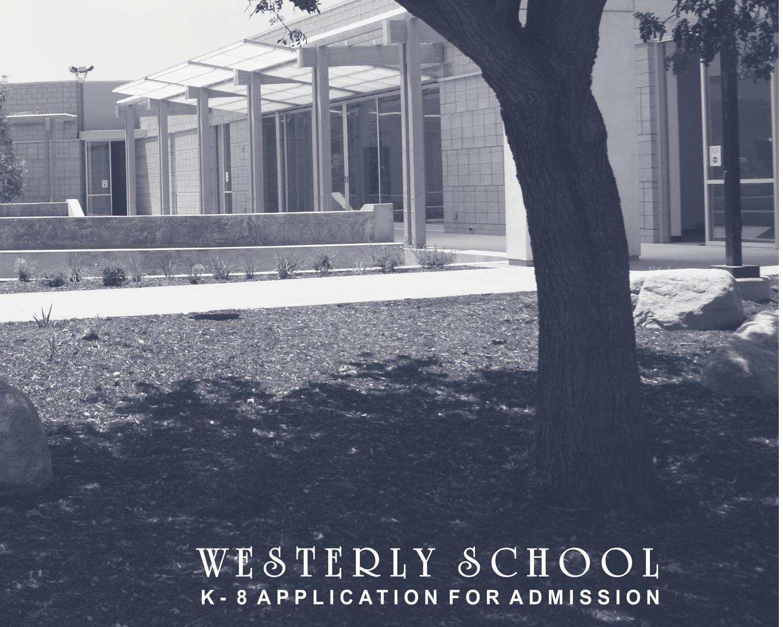 WESTERLY SCHOOL OF LONG BEACH