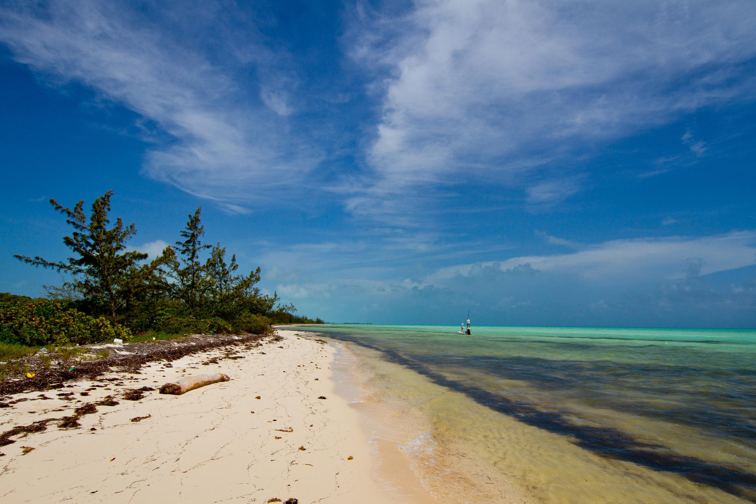 Oceanside Permit flat, Cayo Cruz, Cuba