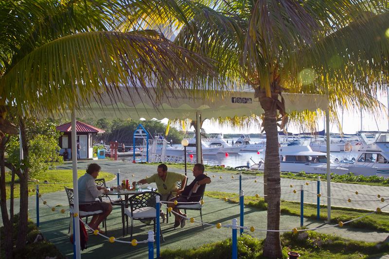Angler meeting area, Cayo Las Brujas, Gardens of the King, Cuba