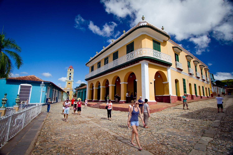 Palacio Brunet, Trinidad, Cuba