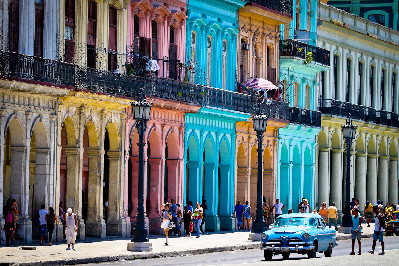 Great street scene