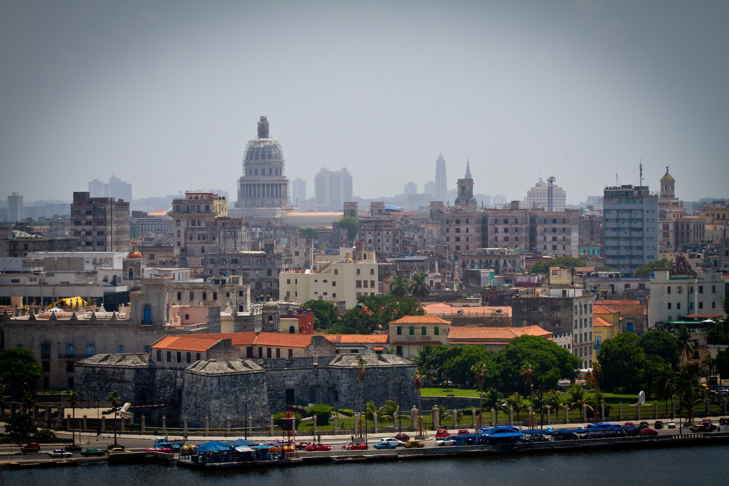 Old Havana in all its glory