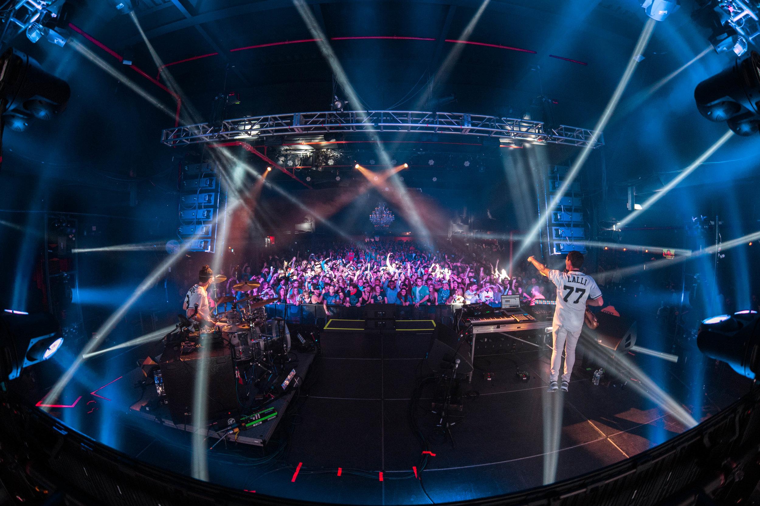 Big Gigantic - @biggigantic   The Fillmore - 2.16.17  Charlotte, North Carolina