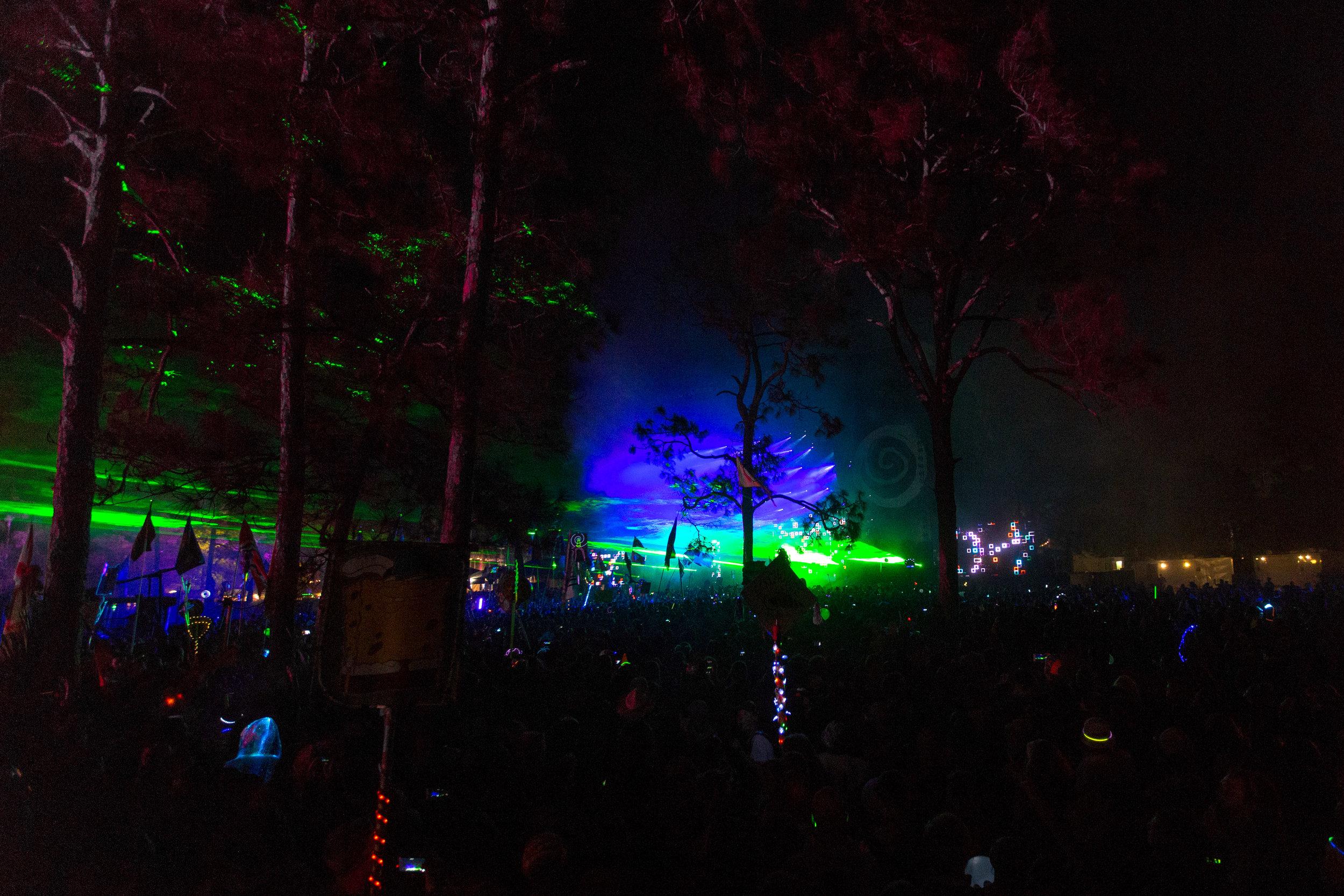 Bassnectar -  @bassnectar   Okeechobee Festival - March 4, 2017  Okeechobee, Florida