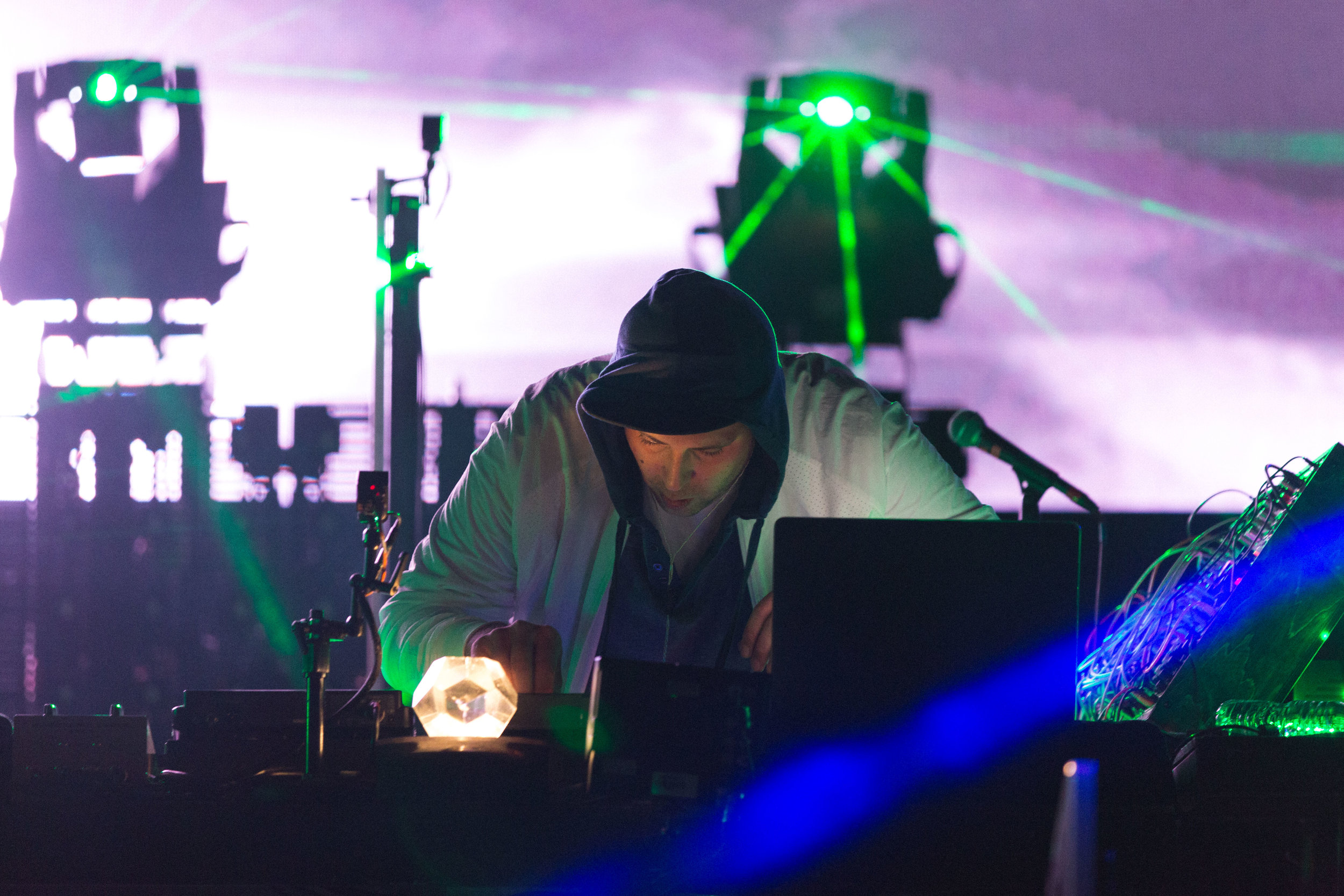 Pretty Lights Live at Red Rocks 2017 - August 11-12,2017 - Morrison, Colorado
