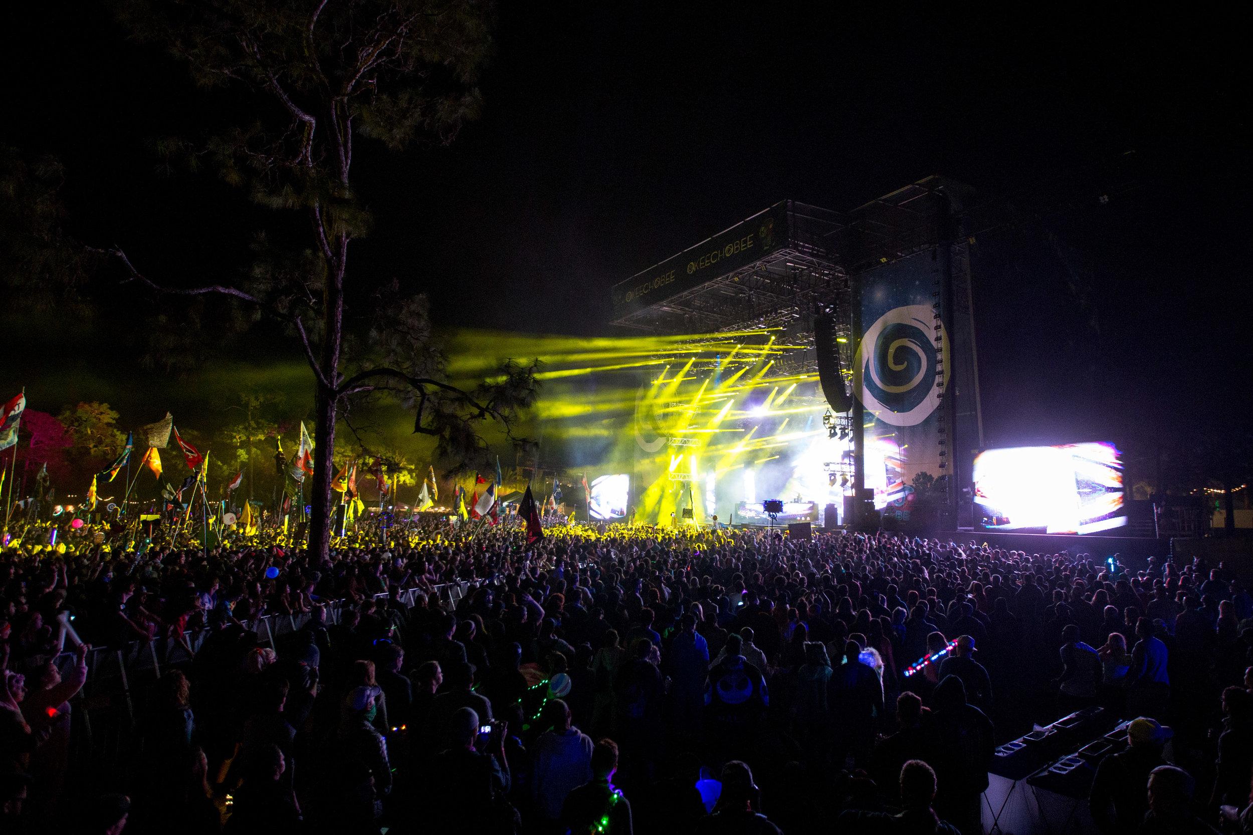Bassnectar at Okeechobee Festival 2017 - March 4, 2017 - Okeechobee, Florida