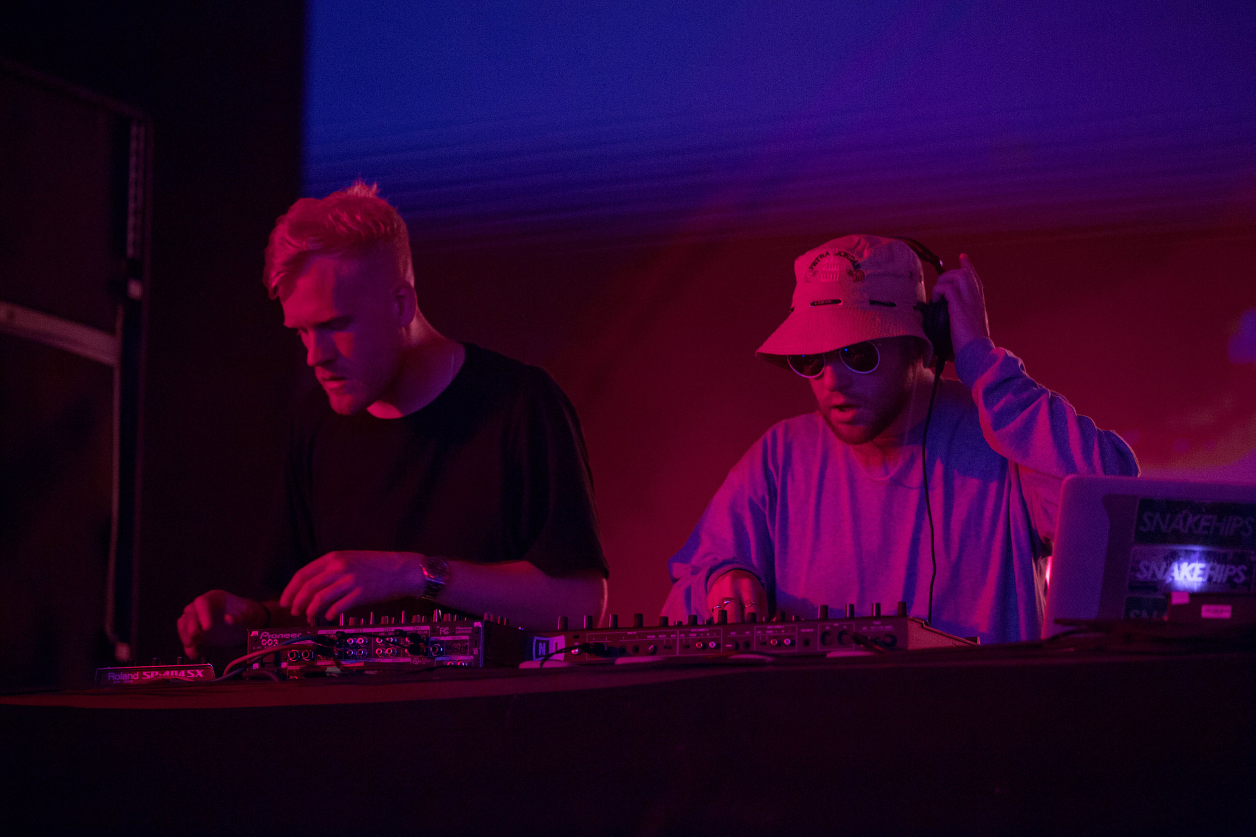 Snakehips at Firefly Music Festival 2017 - June 18, 2017 - Dover, Delaware
