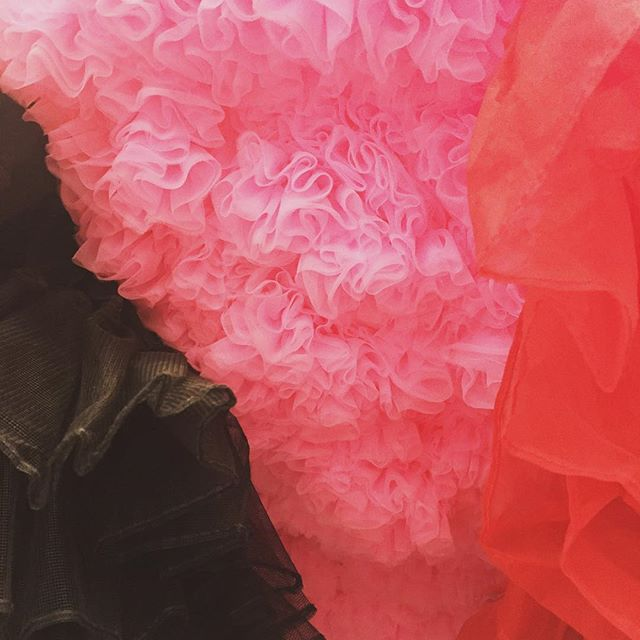 #Petticoats #Tutus #Crinoline #Tulle #Vintage #Rockabilly #Fab #IHungTheseUpAndCouldntResistAPhoto