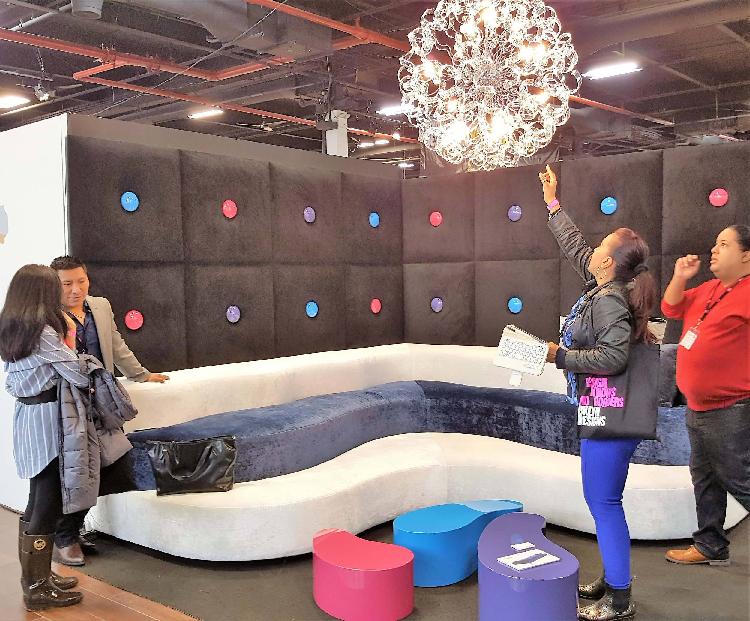 Category: Innovative Booth Design