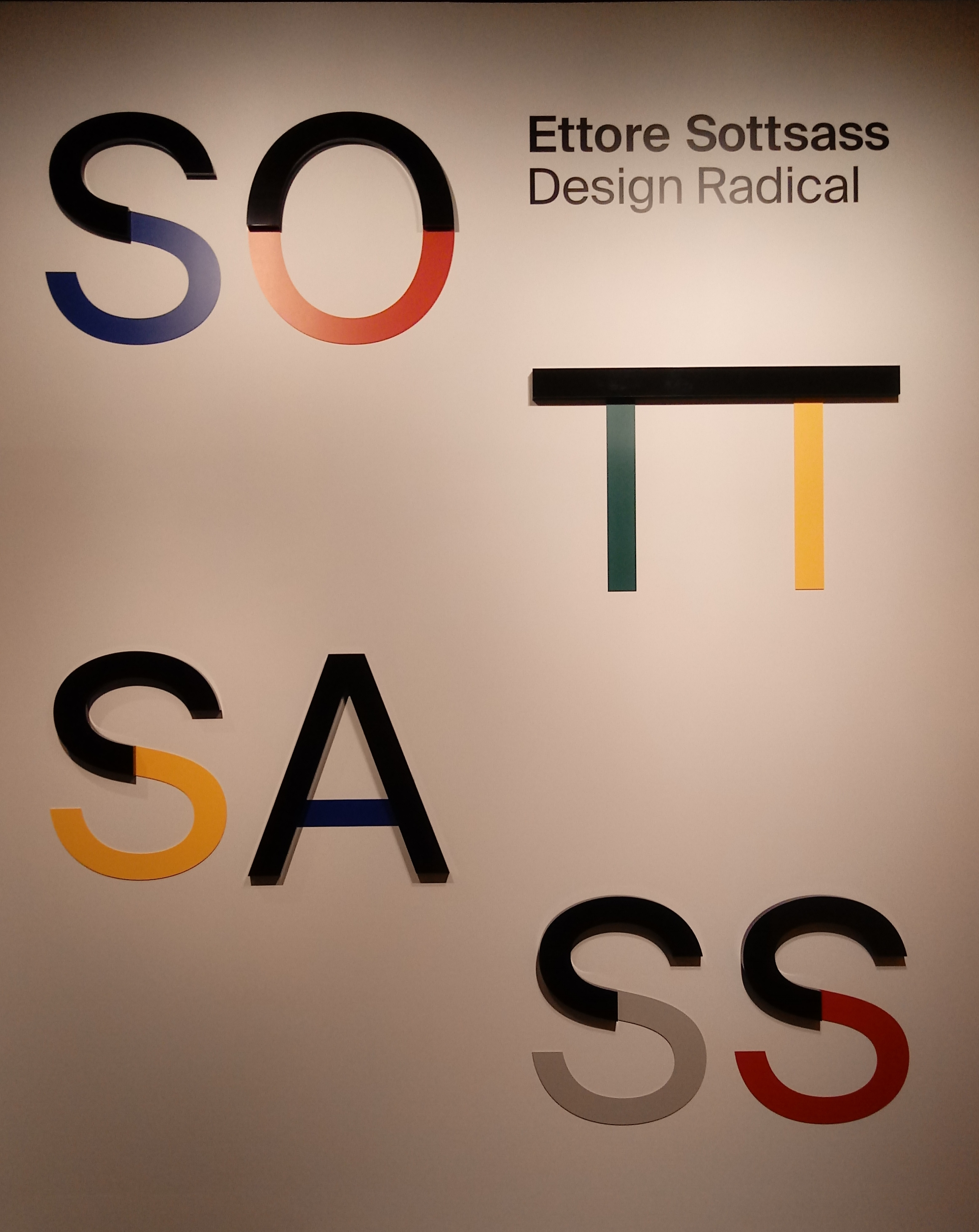 The Met Breuer presents a retrospective of the prolific Italian designer's 60-year career which spanned architecture, interiors, furniture, ceramics, glass, jewelry, textiles, painting and photography. To learn more about Ettore Sottsass and his work, visit  Artsy .