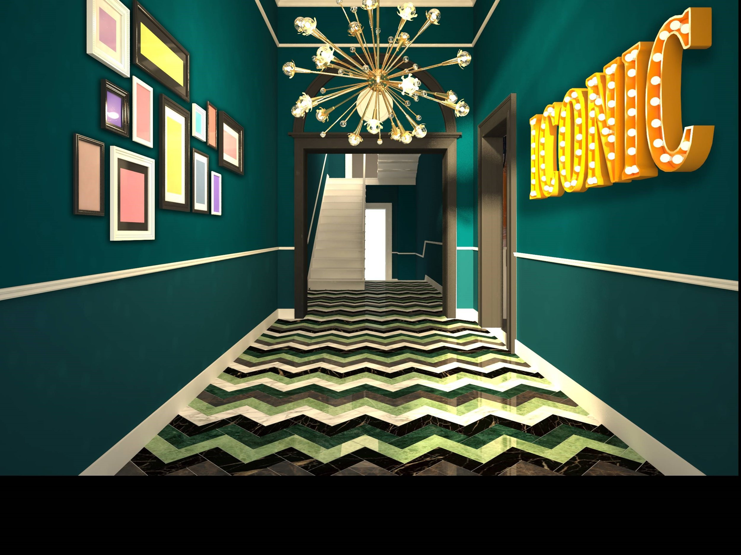 Many believe that maximalist design is a joyous response to many years of minimalism restraint.