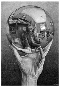 escher-hand-sphere