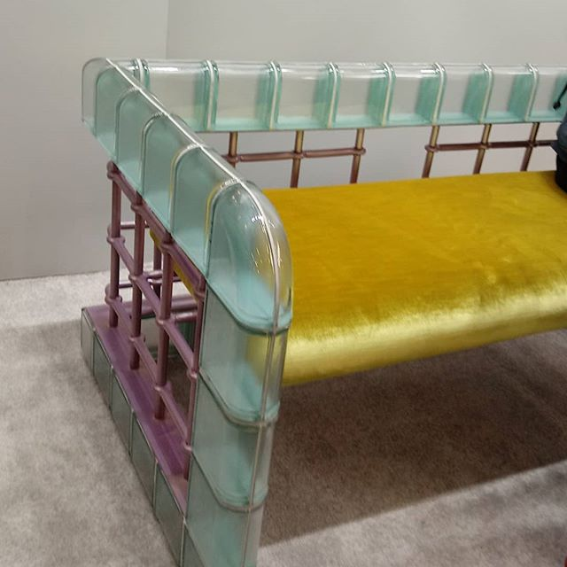 So many amazing finds at @addesignshow. This first batch is from the Made section. More coming this week. . . . . #interiors #inspiration #interordesign #furniture #moderndesign #furnituredesign #homedesign #homedecor #leather #luxuryhomes #luxurylifestyle #addesignshow2019 #contemporaryart #designinspo #designpower #wallpaper #textiles #handdyedleather #decorate #made #custom #lighting