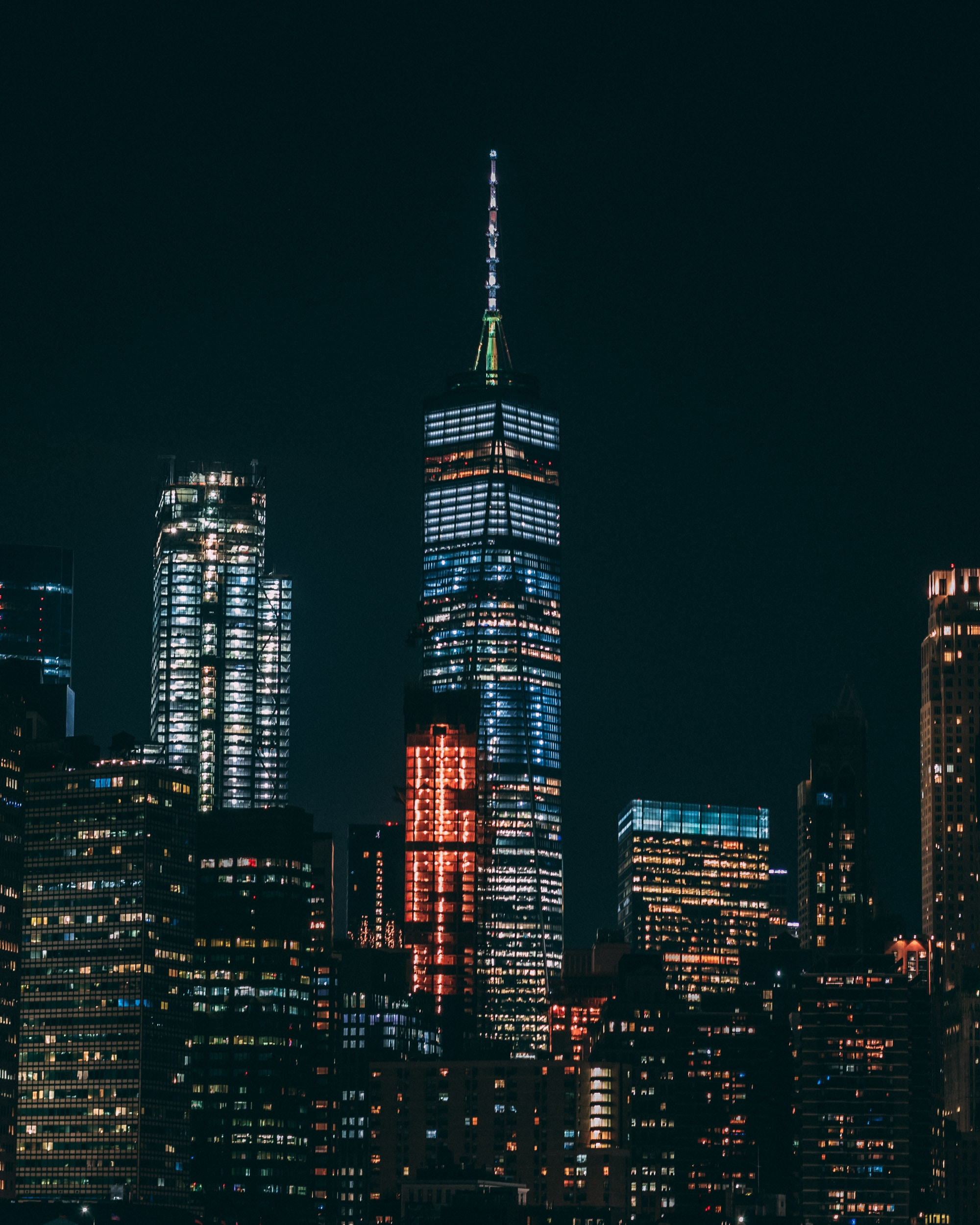 Group M consolidated three Midtown locations into new headquarters at 3 World Trade Center. Photo by  MJ Tangonan  on  Unsplash