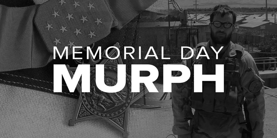 Today's WOD is a free community event. Please bring your family and friends to honor a fallen hero.