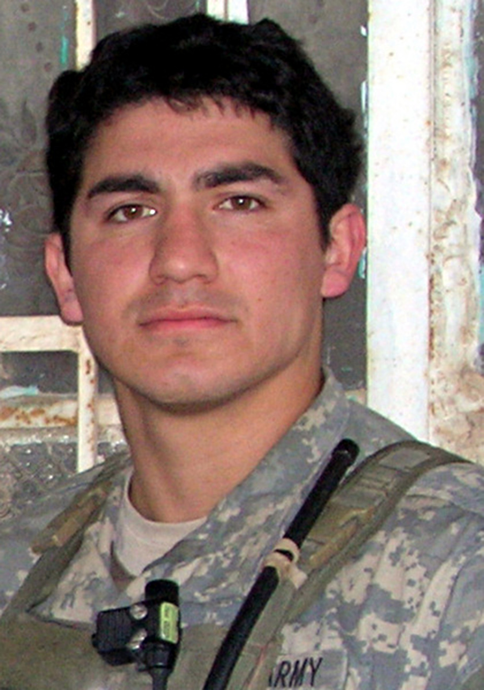 U.S. Army Staff Sergeant Ricardo Barraza, 24, of Shafter, California, assigned to the 2nd Battalion, 75th Ranger Regiment, based in Fort Lewis, Washington, died on March 18, 2006, in Ar Ramadi Iraq, when he came under small arms fire by enemy forces during combat operations. He is survived by his parents Francisco and Nina, his siblings Amanda, Rachel, Jamie, and Frankie, and his fiancee Maghan K. Harrington and her daughter Kayla.