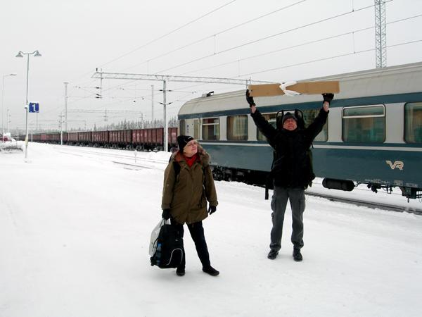 Inka and Markku