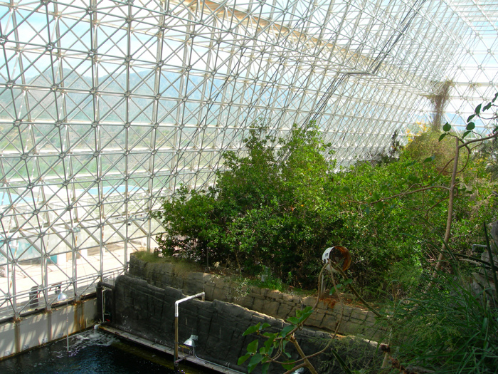 Biosphere 2 | Tropical Ocean Cliff