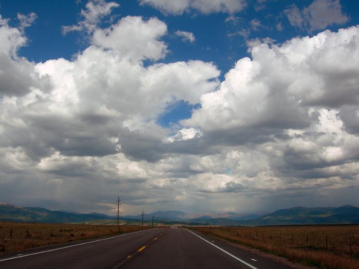 285 northbound to Denver