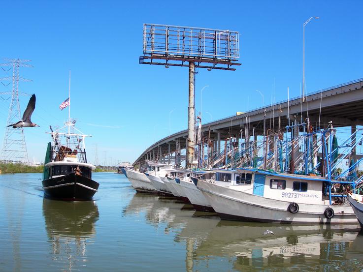 Galveston Bay, Texas
